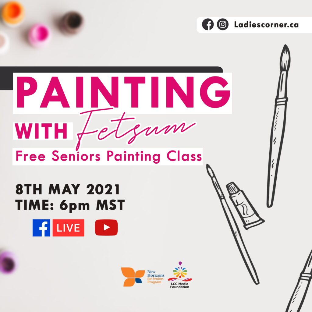 Painting For Seniors